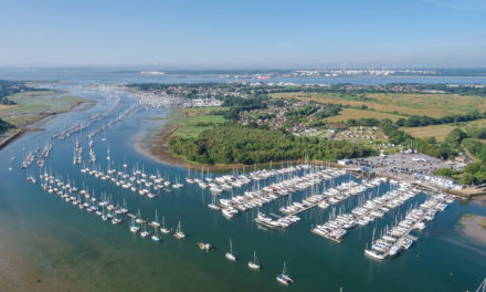 MDL's three Hamble marinas strike gold again