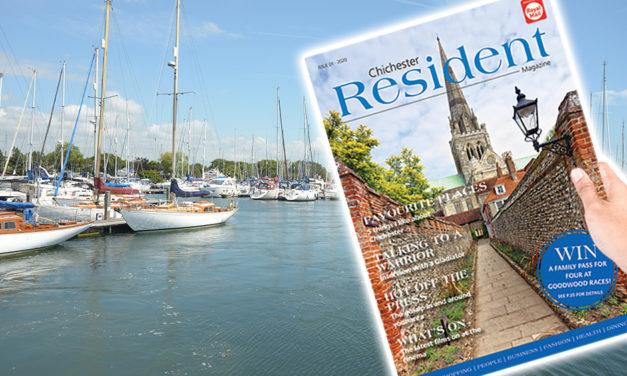 Launch Of Chichester Resident Magazine