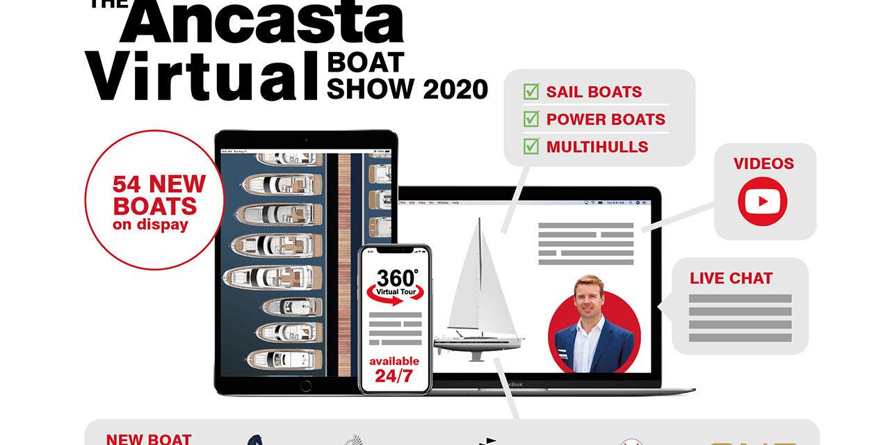 Ancasta launches new Virtual Boat Show