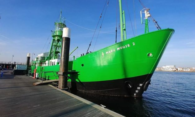 Help Save Trinitys @ The Lightship