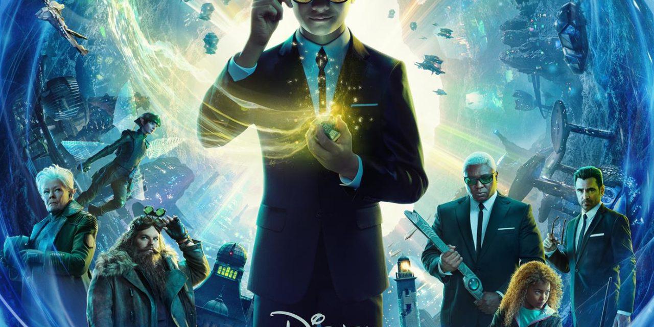 Coming Soon – Disney's Artemis Fowl
