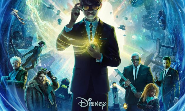 Coming Soon – Disney's Artemis Fowl