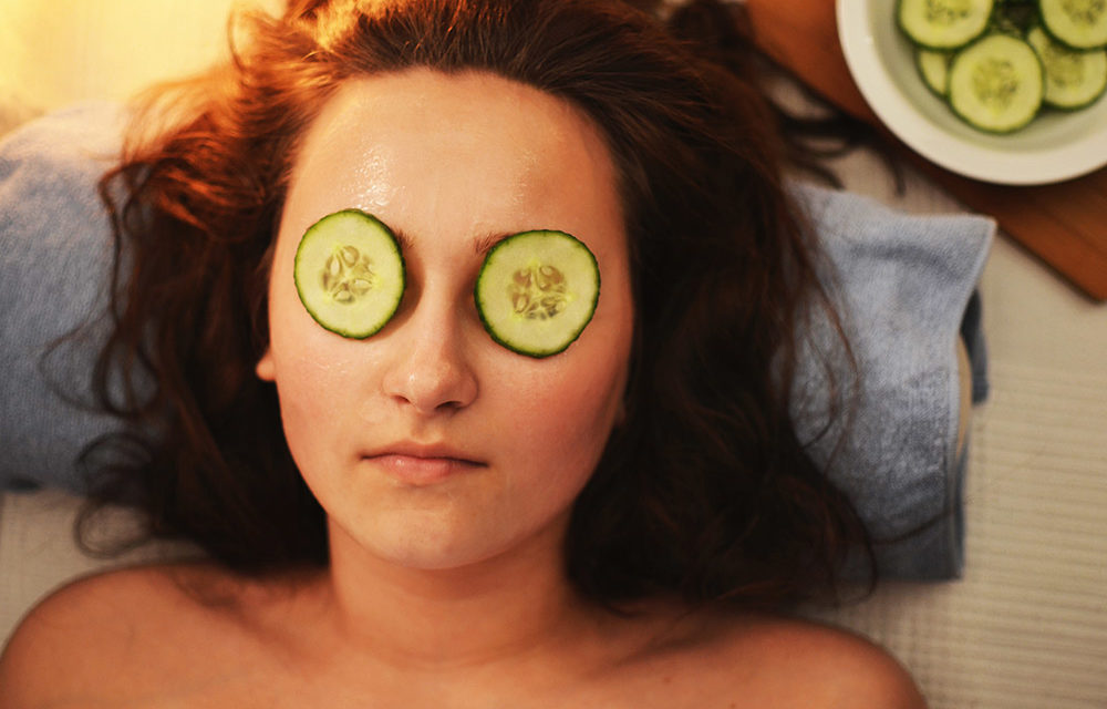 Healing powers of the humble cucumber