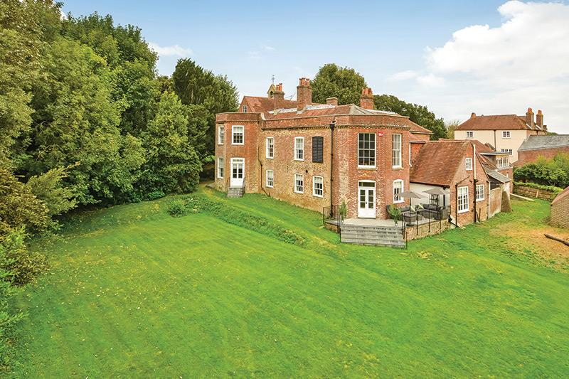 The Old Rectory, Bidbury Lane, Old Bedhampton
